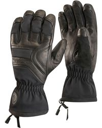 Black Diamond - Men's Patrol Gloves From Eastern Mountain Sports - Lyst