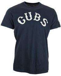 47 Brand - Men's Chicago Cubs Fieldhouse Basic T-shirt - Lyst