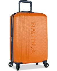"""Nautica - Lifeboat 20"""" Carry-on Hardside Spinner Suitcase - Lyst"""