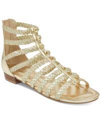 Marc Fisher - Pepita Gladiator Sandals - Lyst