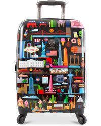 """Heys - Fvt Usa 21"""" Hardside Spinner Suitcase - Lyst"""