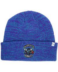 reputable site 59d15 e1c4d ... get 47 brand charlotte hornets lancaster cuff knit hat lyst 585c9 10b79