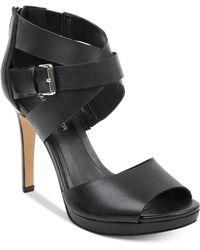 Marc Fisher - Marnia Crossband Dress Sandals - Lyst