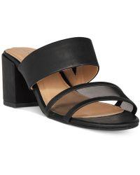 Esprit - Sophia Strappy Slide Dress Sandals - Lyst