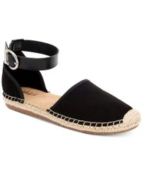 Style & Co. - Paminaa Flat Sandals, Created For Macys - Lyst