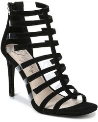 Fergie - Strappy Dress Sandals - Lyst