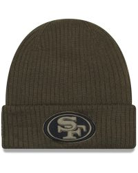 44df7ecd3 Lyst - Ktz San Francisco 49ers Salute To Service 59fifty Cap in ...