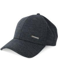 Sean John - Heathered Adjustable Baseball Cap - Lyst