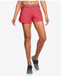 Under Armour - Play Up 2.0 Shorts - Lyst