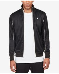 G-Star RAW - Lanc Slim Fit Track Jacket, Created For Macy's - Lyst