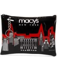 Macy's - City Glitter Cosmetic Case - Lyst