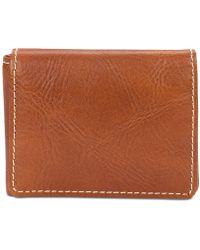 Patricia Nash - Men's Leather L-fold Wallet - Lyst