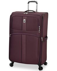 "London Fog - Langley 29"" Expandable Spinner Suitcase - Lyst"