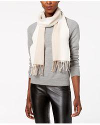 Calvin Klein - Ombré Striped Woven Scarf - Lyst