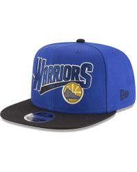 buy online 6307f 6b340 KTZ Color Dim 9fifty Snapback Cap in Blue for Men - Lyst