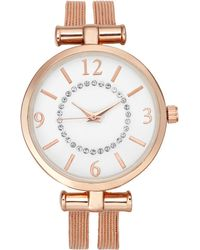 Charter Club - Double-row Mesh Strap Watch 32mm, Created For Macy's - Lyst