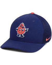cd01d189f2e Lyst - Nike Syracuse Orange Vapor Bucket Hat in Blue for Men