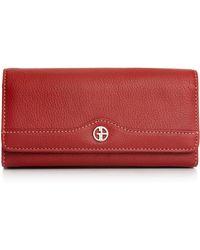 Giani Bernini | Handbag, Receipt Manager Wallet | Lyst