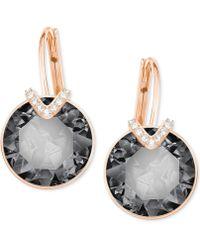 Swarovski - Crystal & Pavé Drop Earrings - Lyst