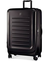 """Victorinox - Spectra 2.0 22"""" Expandable Hardside Carry-on Spinner Suitcase - Lyst"""