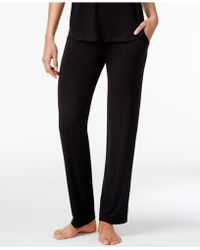 Alfani - Knit Pajama Pants - Lyst