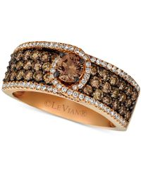 Le Vian - ® Diamond Statement Ring (1-3/4 Ct. T.w.) In 14k Rose Gold - Lyst