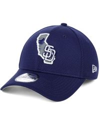 new style 0a0dd 83aad KTZ Chicago Bears State Flective 59fifty Cap in Blue for Men - Lyst