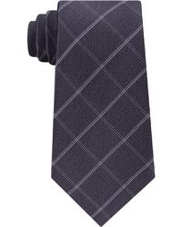 Michael Kors   Men's Stonehurst Grid Silk Tie   Lyst