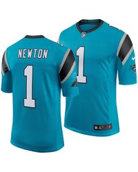 new products 5dc5e cad94 Lyst - Nike Men's Cam Newton Carolina Panthers Salute To ...
