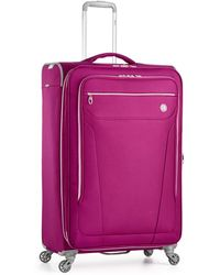 "Revo - 21"" Carry On Expandable Spinner Suitcase - Lyst"