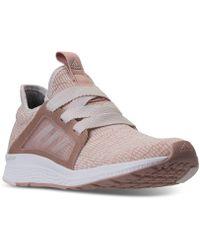 lyst adidas women's edge lux in scarpe da ginnastica dal traguardo