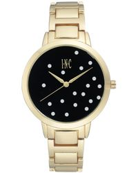 INC International Concepts - Gold-tone Bracelet Watch 36mm, Created For Macy's - Lyst