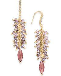 INC International Concepts - I.n.c. Shaky Bead Drop Earrings, Created For Macy's - Lyst