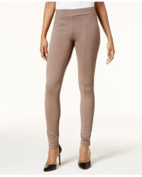 Style & Co. - . Petite Stretch Ponte Leggings, Created For Macy's - Lyst