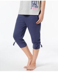 Hue - ® Tie-detail Jogger Pyjama Trousers - Lyst