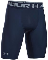 "Under Armour - Men's Heatgear® Compression 9"" Shorts - Lyst"