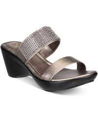 Callisto - Jezzie Sandals - Lyst