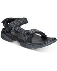 Teva - M Terra Fi 4 Water-resistant Sandals - Lyst