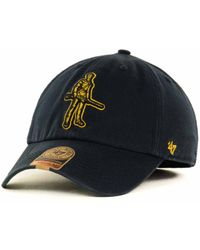 47 Brand - West Virginia Mountaineers Franchise Cap - Lyst