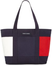 Tommy Hilfiger - Flag Extra-large Tote - Lyst