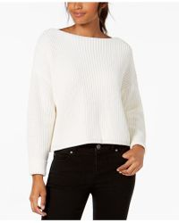 French Connection - Cotton Millie Jumper - Lyst