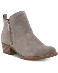 Lucky Brand - Basel Booties - Lyst