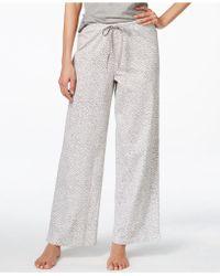 Hue - Cheetah-print Pajama Pants - Lyst