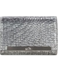 Patricia Nash - Woven Cametti Wallet - Lyst