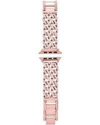 INC International Concepts - I.n.c. Rose Gold-tone Apple Watch Bracelet, Created For Macy's - Lyst