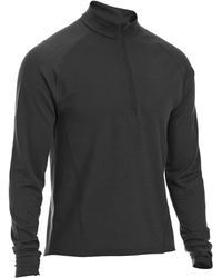 Eastern Mountain Sports - Techwick® Midweight Half-zip Base Layer - Lyst