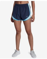 Nike - Shorts, Dri-fit Black Tempo Track - Lyst