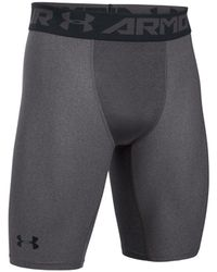 "Under Armour - Heatgear® Compression 9"" Shorts - Lyst"