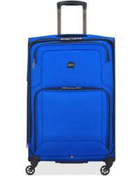 """Delsey - Opti-max 25"""" Expandable Spinner Suitcase - Lyst"""