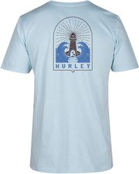 Hurley - All Seeing Eye Graphic T-shirt - Lyst